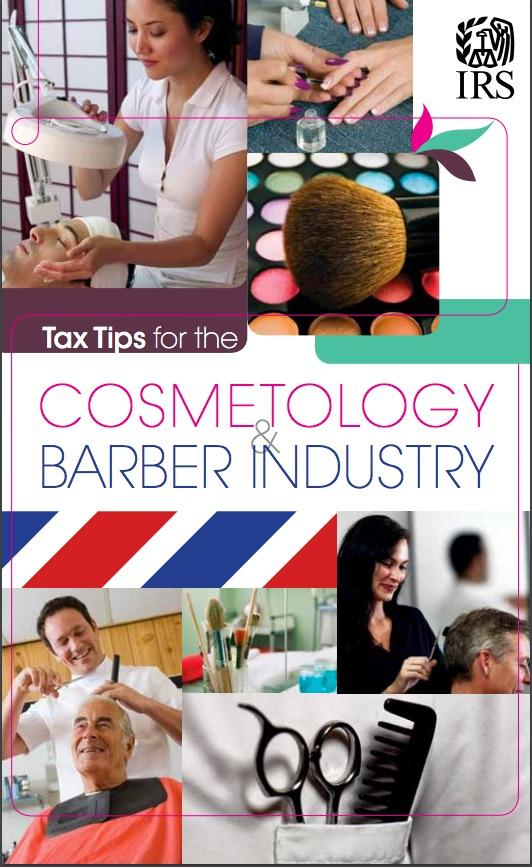 Beauty & Barber Shops Can Get Help at IRS.gov