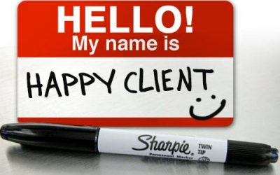 Where did your clients go?